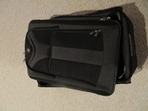 Pacific Coast Large Suitcase, Black in Fort Belvoir, Virginia