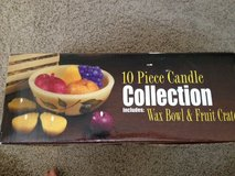 Candle fruits and Crate Set in Fort Lewis, Washington
