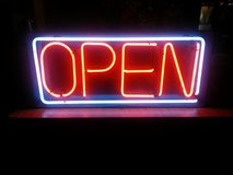 PRICE REDUCED!!Large Neon 'OPEN' sign in Fort Knox, Kentucky