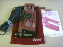 DUAL VOLTAGE Oster TRAVEL IRON in Lakenheath, UK