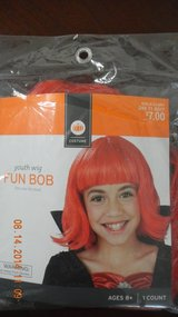 Halloween Youth Wig -Fun Bob -Ages 8+ in Lockport, Illinois