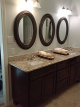 Cabinets / Stand up Shower in Bellaire, Texas
