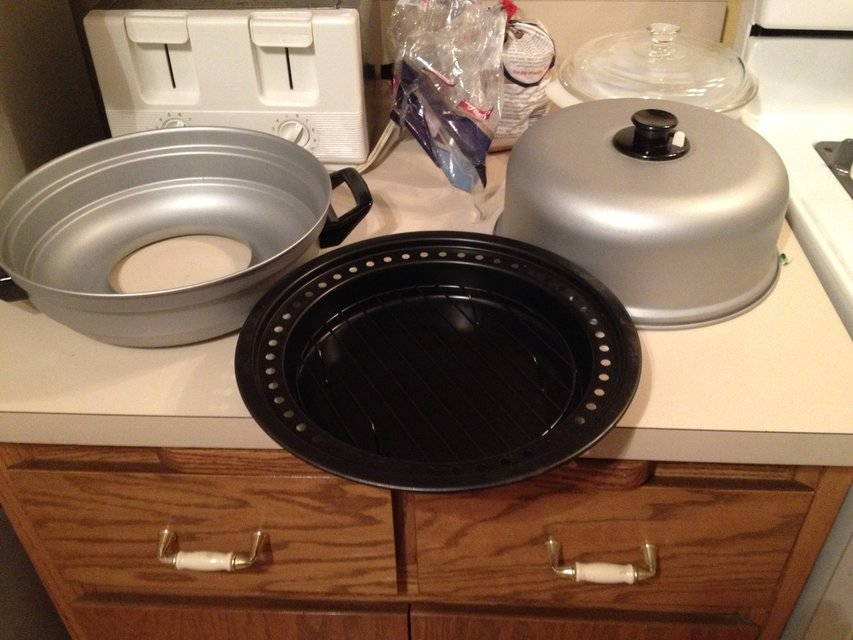 Stove Top Stove Top Convection Oven